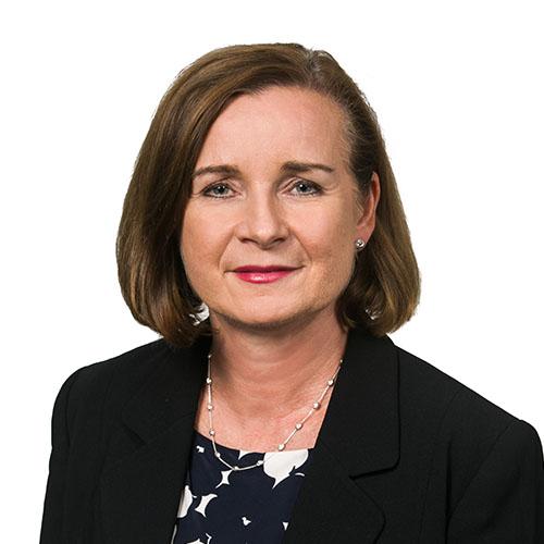 Headshot of the Crystal Chair of Trustee, Samantha Pitt